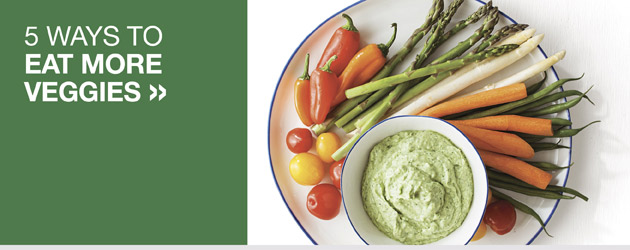 Video: Fun Ideas for How to Eat More Vegetables