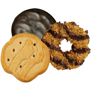 The Best and Worst Girl Scout Cookies