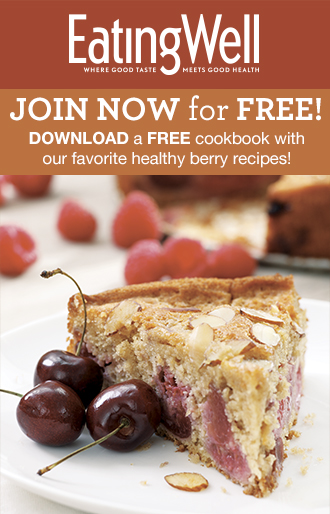 Download a FREE Healthy Berry Recipes Cookbook!