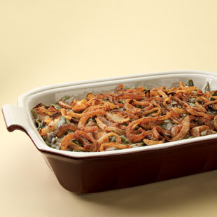 5 secrets to making green bean casserole healthier