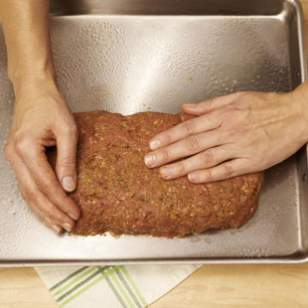See How to Cook Healthy Meatloaf