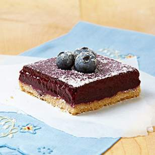 Blueberry Squares Recipe