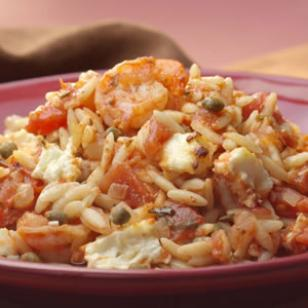 Athenian Orzo Recipe