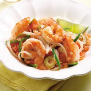 Shrimp Veracruzana Recipe