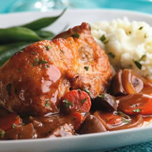 Quick Coq au Vin Recipe - Eating Well