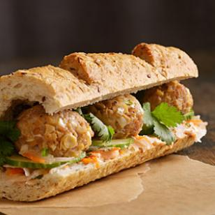 Meatball Banh Mi Recipe