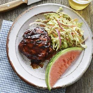 All-American BBQ Chicken Thighs Recipe
