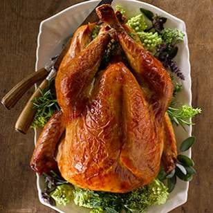Cider-Brined Turkey Recipe | Eating Well