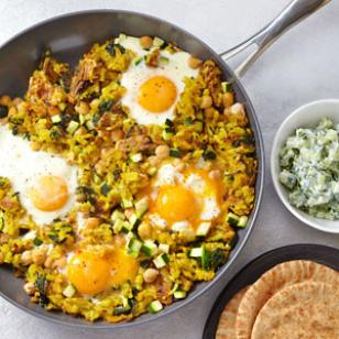 Chickpea &amp;amp; Potato Hash Recipe